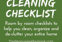 The Pennywise Playbook Cleaning, Organizing and Modern Homemaking