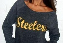 Steelers everything  / Black n yellow