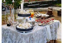 wedding decoration by Romantique