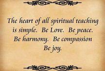 Spiritual Quotes / by Sione Malakai Katoa