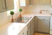 Realistic but stylish kitchens