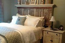Master bedroom / Bedrooms