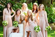Elfrieda's bridesmaid ideas