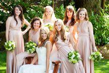 Elfrieda's bridesmaid ideas