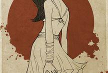 Manga & Anime / Otakus unite!  We invite artists and art enthusiasts to pin your masterpiece! Visit us at www.flyrice.com