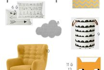 Mood Boards / Mood Boards to give total room inspiration