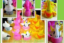 cumpleaños Sofía animales