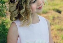 Flower girl hair / by Amanda MacDonald