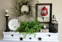 Home decor / by Kristi