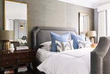 pad - bedrooms / by Merrell Banks