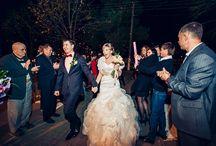 Wedding Day / Свадьба прекрасной модной пары