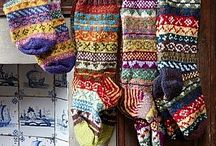 Knitting possibilities