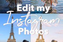 edit my Instagram