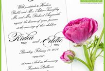 Lime Green Paperie / Custom Invitations: Weddings, Showers & more
