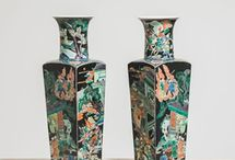 VASES, BOWLS AND POTS / Containers come in all forms and here we show you some of the variety of vases, bowls and pots that are or have been for sale on the Decorative Collective.