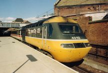 British Railways / Trains n stuff