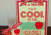 *Teacher Appreciation* / by Jennifer Mattingly