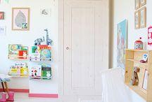 Kinderkamer / Inspiratie inrichten kinderkamer
