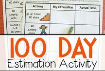 Teacher Stuff - 100th Day