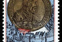 Cesko Stamps