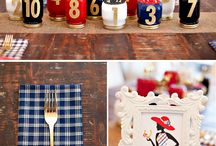 party ideas / by Kris Daniels