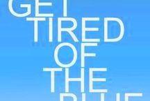 Blue Various
