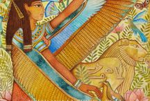 Ma'at Egyptian Goddess of Justice