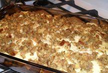 Recipes - Casserole Maybes / by Lynn