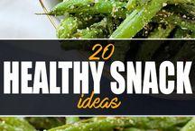 Easy healthy snack