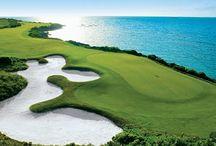 Best Resorts for Golf