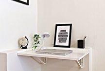 Reformas del hogar: ideas para decorar tu lugar de trabajo en casa