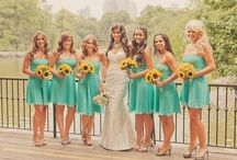 Wedding -Bridesmaids / by Britt Nicole