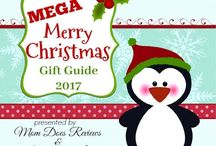 Christmas Guides from Bloggers I follow 2017