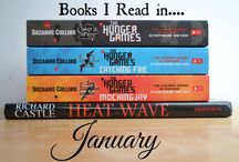 Book Blog Posts! / All the book reviews, book hauls, all things book posts from my blog!