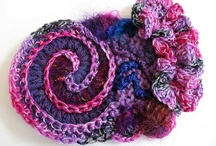 Freeform crochet / Freeform crochet