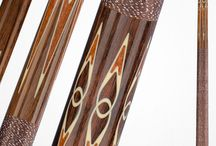 $600 to $699 Viking Cues / Cues $300 and up are equipped ViKORE American Performance Shaft. From the leather tip, to the rubber bumper, a Viking cue is constructed with the best components, experience, and care in the billiard industry. We manufacture 99% of the parts we use on our cues and guarantee that our product is 100% American made. All Viking Cues come with a LIFETIME WARRANTY against manufacturing defects and warpage. Since 1965, Viking is the oldest, and most respected, manufacturer of cues made in the USA.