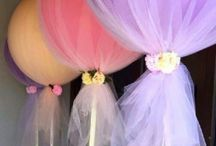 palloncino tulle