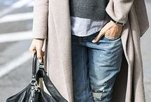 Style. / Women's Fashion Street Style Clothes Inspiration Fashion