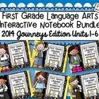 First Grade ~ Interactive Notebooks / by Mary Welch