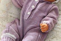 Dolls' clothing