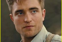 Robert Pattinson<3 / My ultimate celebrity crush;) / by Nicole Mitchell