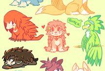 Sonic pets