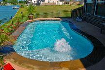 Luxury Swimming Pool with Bubbler / Luxury Swimming Pool with Bubbler