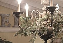French Christmas / Ideas for French holiday open house