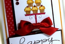cards-birthday cards / by Kathie Maltby