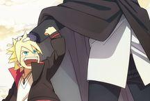 Boruto-Sasuke