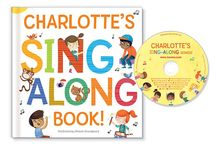 My Sing-Along Songs Book and Personalized Music CD / A delightful personalized book, personalized music CD and MP3 digital download of the music, all personalized with your child's name throughout the text and music! / by I See Me! Personalized Children's Books