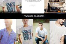 Alterknit / Fashion Ecommerce Website