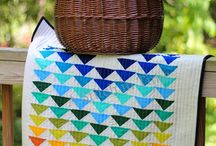Quilts made of Solids