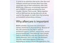 Aftercare IMPORTANT